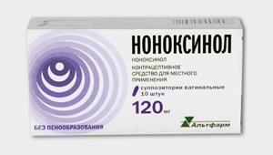 Ноноксинол (Nonoxinol)